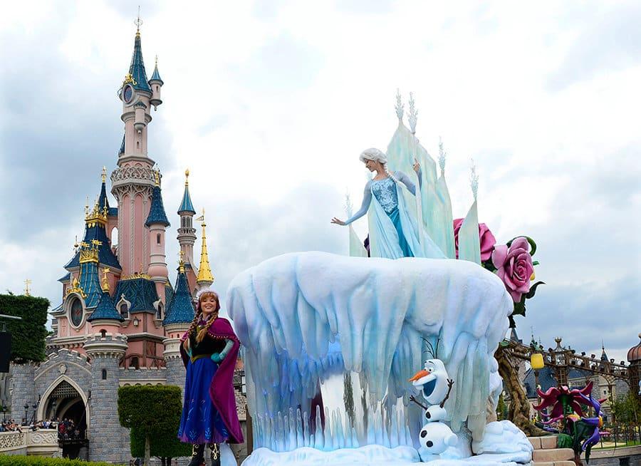 Disneyland Hotel Paris Family Room