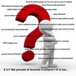 Cosa frena gli italiani dal mettersi in proprio?