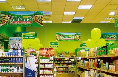 lavoro negozi bio Naturasì