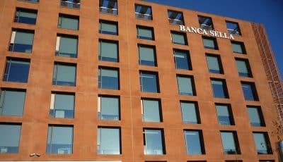 Banca Sella lavora con noi
