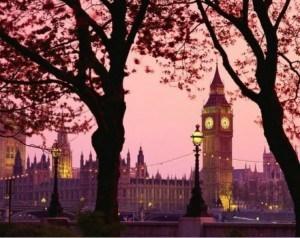 ragazza alla pari a Londra