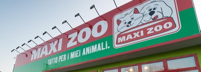 Lavoro negozi Maxi Zoo