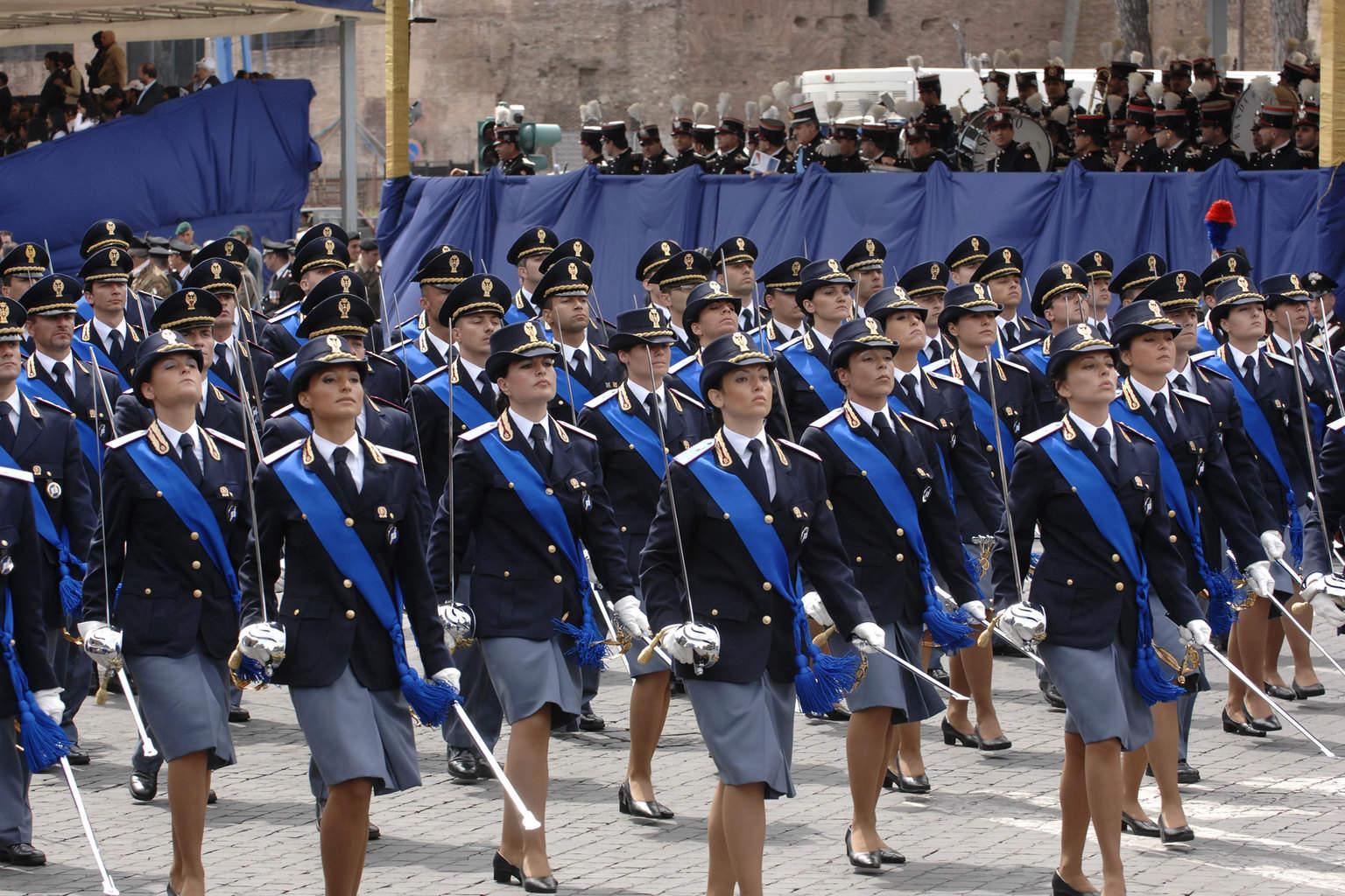 Concorso per 80 Commissari della Polizia di Stato
