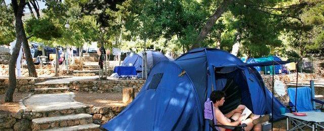 aprire campeggio