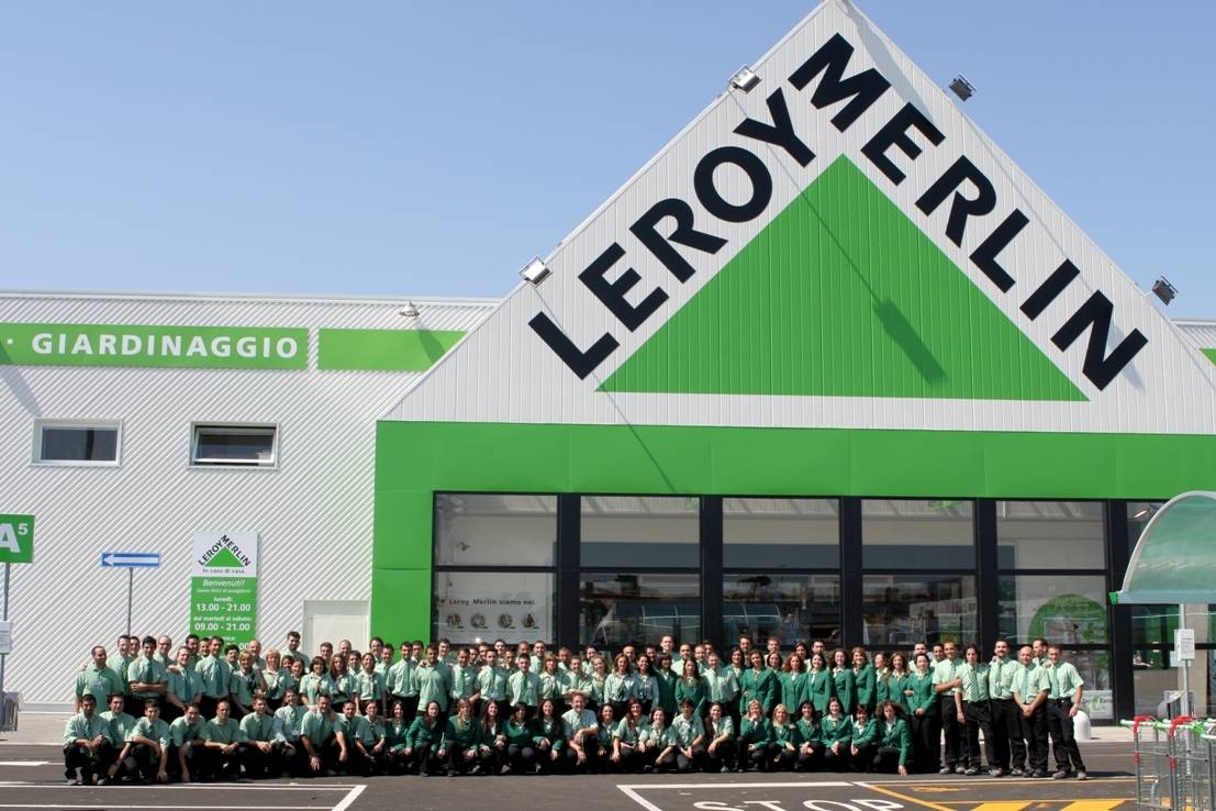 Offerte di lavoro in tutta italia leroy merlin assume bianco lavoro magazine - Leroy merlin magazine ...