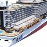 Lavorare sulle navi da Crociera: MSC cerca 6.000 persone per assunzioni immediate