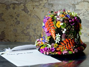 fashion job - flower desiger