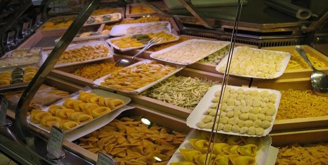 Aprire negozio di pasta fresca