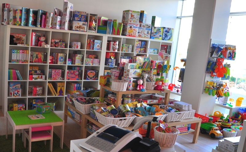 Aprire un negozio per bambini