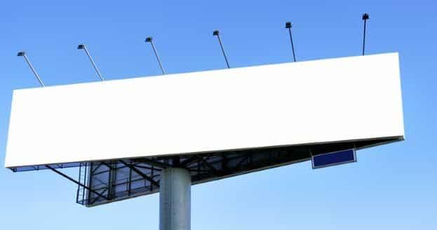 Gestione panelli pubblicitari