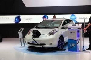 attività noleggio auto elettriche