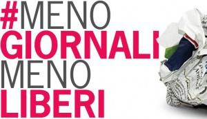 #menogiornalimenoliberi