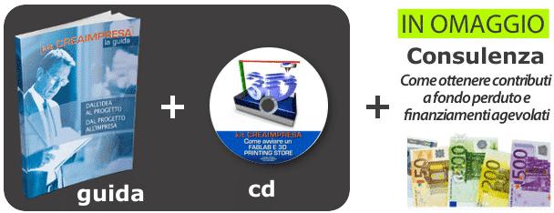 Kit_Creaimpresa_ FabLab_e _3D_printing_store