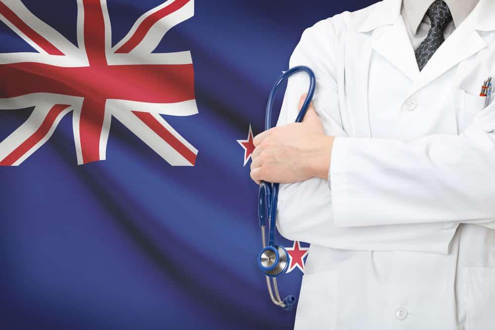 medico Nuova Zelanda