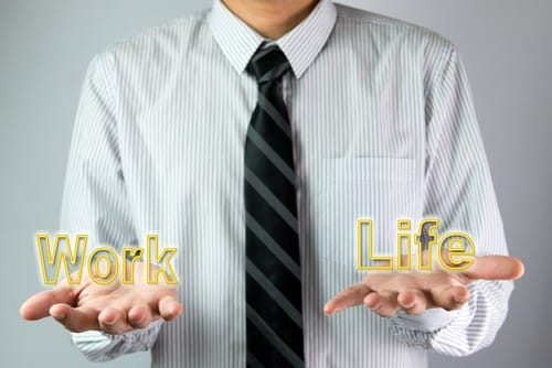 lavoro e vita privata