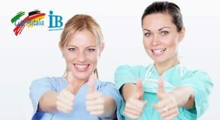 infermieri in Germania
