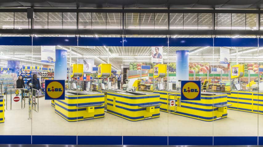 Lidl Recruiting Day