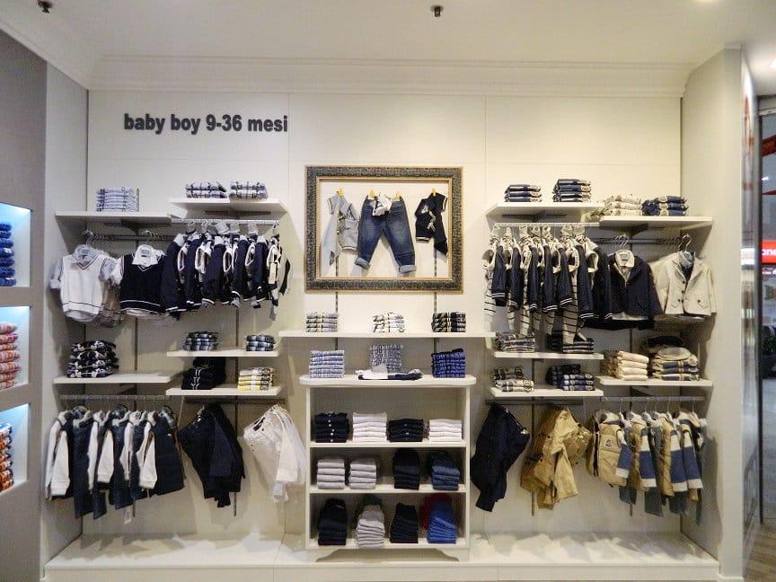 Aprire in franchising abbigliamento bambini le for Aprire concept case in vendita