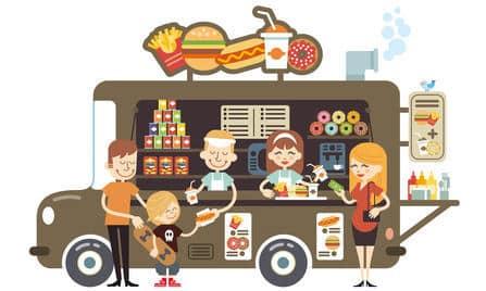 aprire un food truck