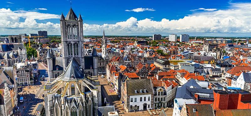 lavorare in Belgio