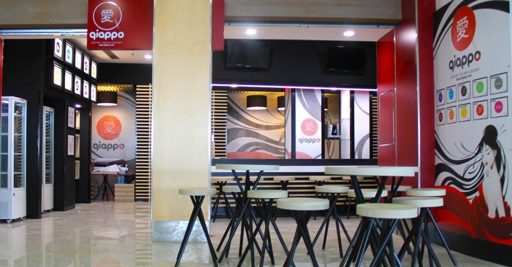 ristoranti in franchising GIAPPO