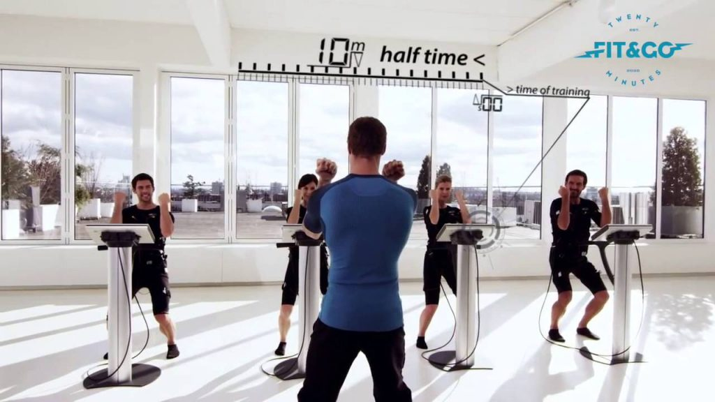 franchising fitness fit and go