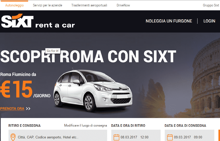 Image Result For Rent Car Pisa