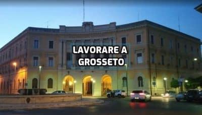 lavorare a Grosseto