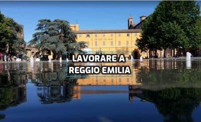 lavorare a Reggio Emilia