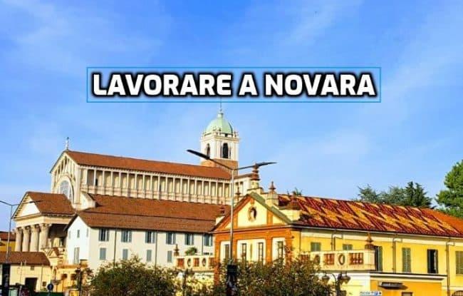 lavorare a Novara
