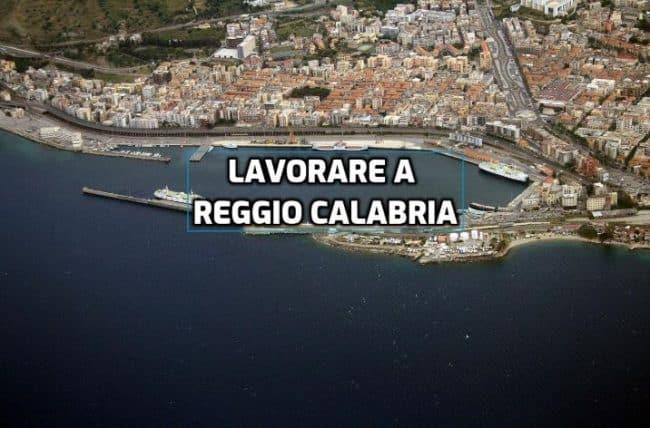lavorare a Reggio Calabria