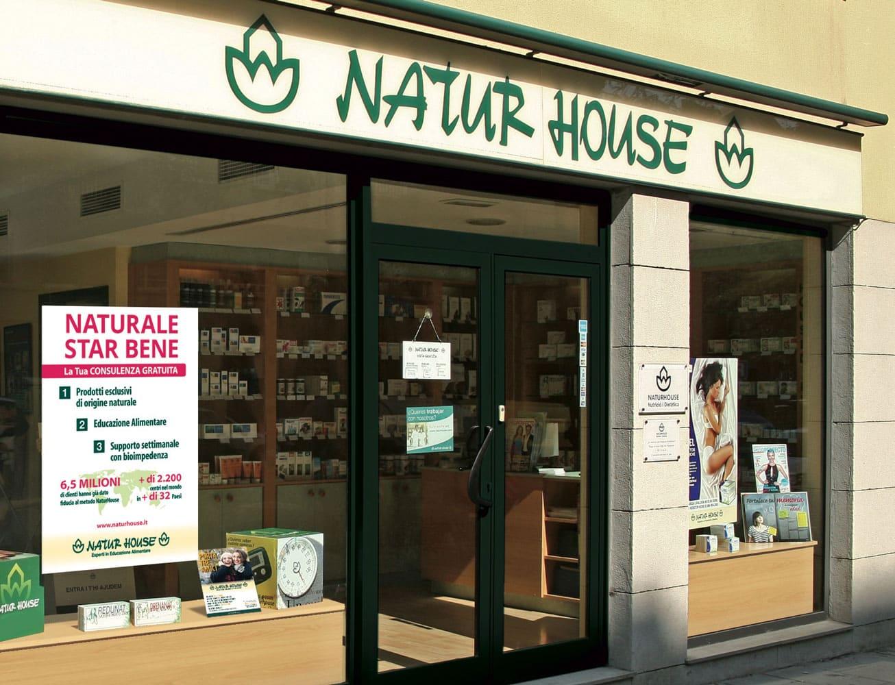 naturhouse franchising innovativi