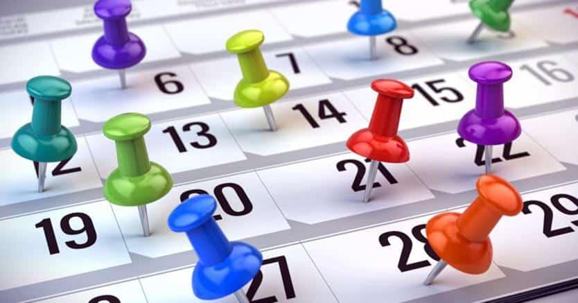Scadenze fiscali il 30 giugno il tax day bianco for Scadenzario fiscale 2017