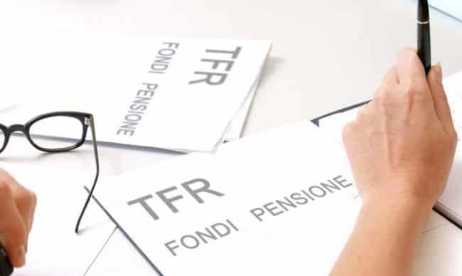 tassazione tfr