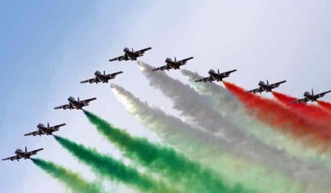 Concorso atleti Aeronautica militare