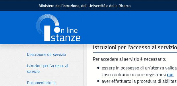 istanze-online