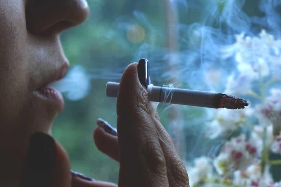 pausa sigaretta