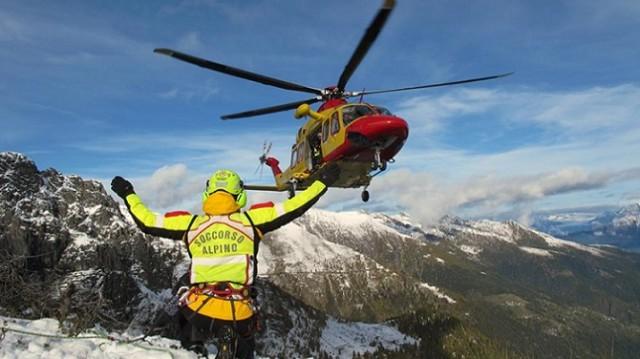 finanzieri soccorso alpino
