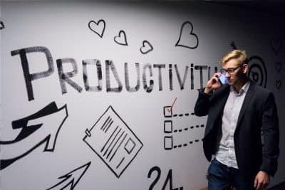 produttività al lavoro