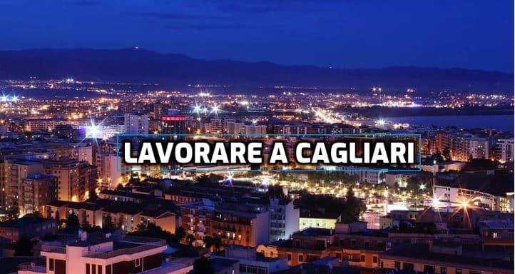 lavorare a Cagliari e provincia