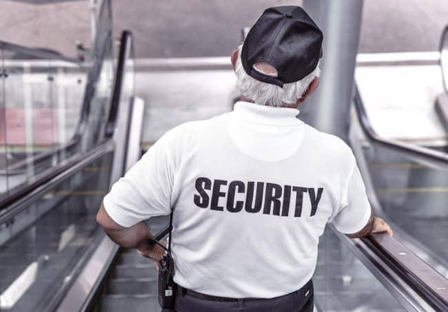 sicurezza ex buttafuori