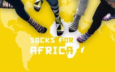 socks for africa