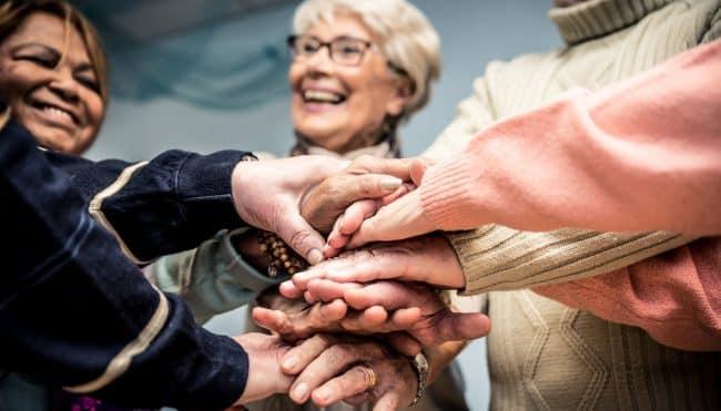 comunità alloggio anziani