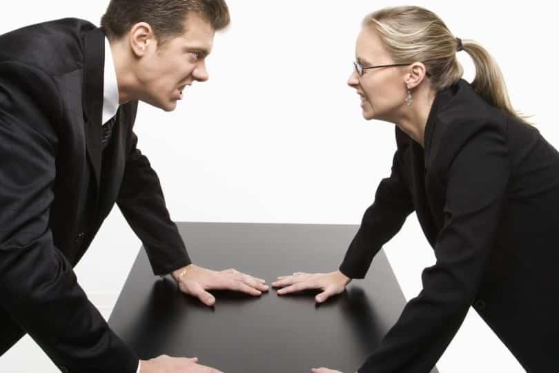 conflitto al lavoro