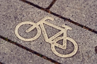 infortunio in bici