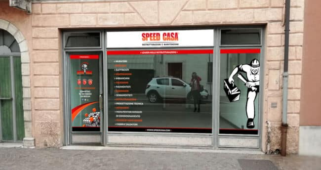 Speed Casa franchising