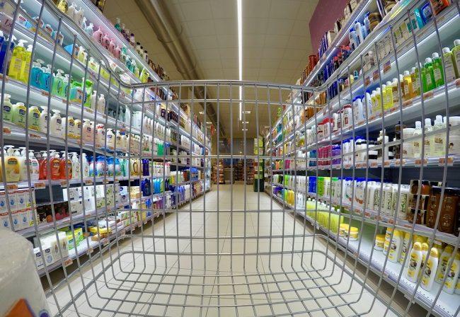 supermarket in franchising