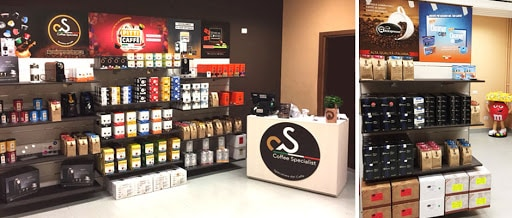 Coffee Specialist franchising