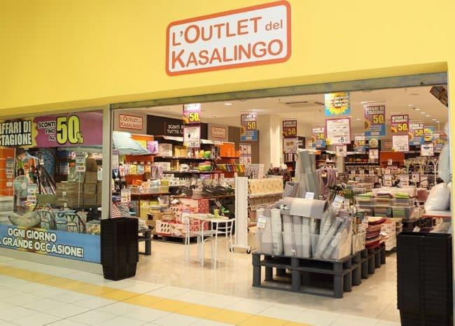 Outlet del Kasalingo franchising