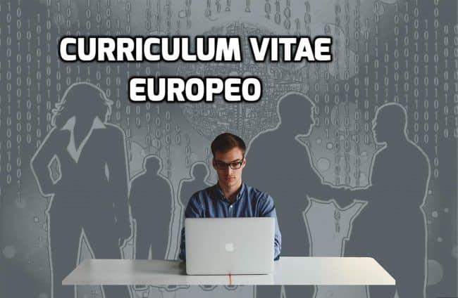 Curriculum Vitae Europeo